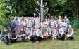05 Cze. 2019 : Harcerze zdobywali odznakę Znam Miejsca Pamięci