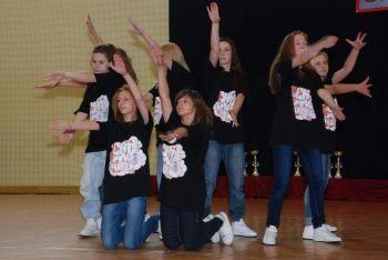 V Wojewódzki Konkurs Zespołów Tanecznych