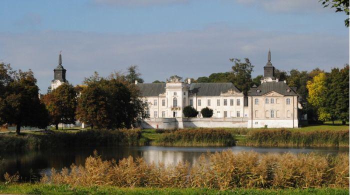 Pałac Potockich- wrzesień 2014