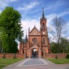 Kościół pw.Najświętszego Serca Pana Jezusa w Komarówce Podlaskiej