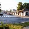 Hale targowe (już nie istniejące) - Radzyń Podlaski (dawny dworzec PKS)