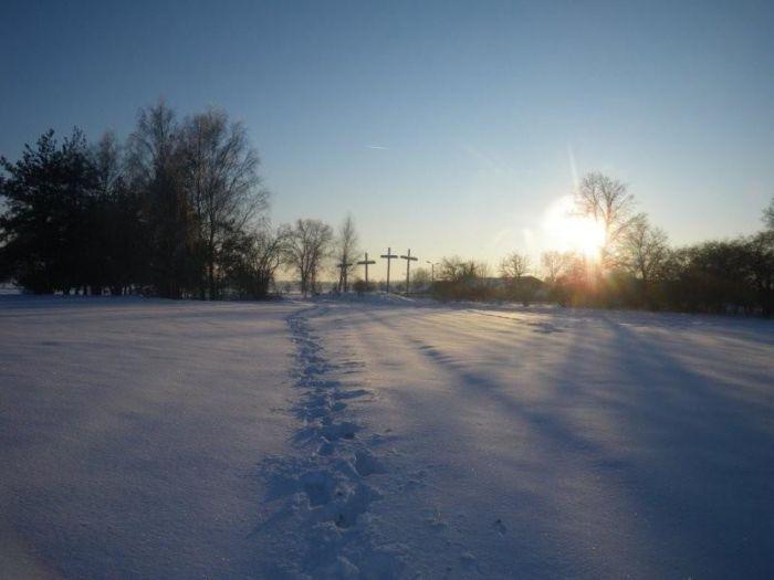 zima - Stajnia Borysiuk