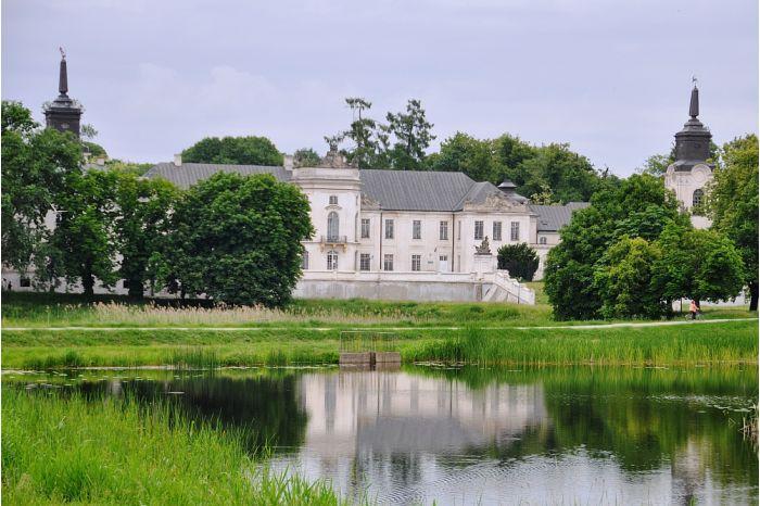 Pałac Potockich w Radzyniu