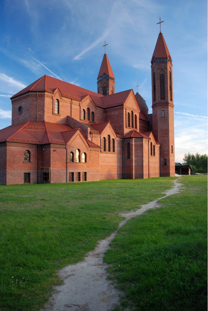Kościół św. Anny i Błogosławionych Męczenników Podlaskich