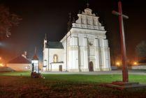 Radzyń Podlaski kościół Trójcy Świętej