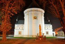 Radzyń Podlaski kościół pw. św. Trójcy