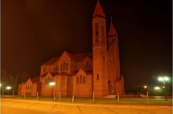 Radzyń Podlaski kościół św Anny