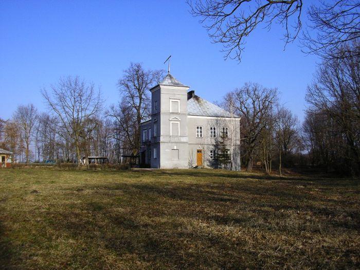 Pałac w Przegalinach